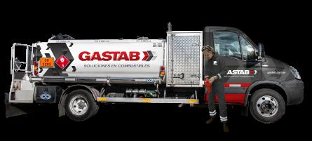 Camion Gastab